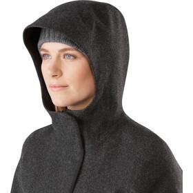 Arc'teryx Embra Takki Naiset, black heather